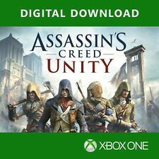 Assassin's Creed: Unity - Digital Download Code - Xbox One - In 30 Minutes!
