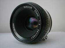 Nikon 50mm F2 AI