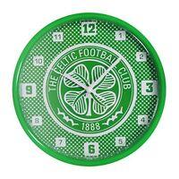 Celtic FC Bullseye Wall Clock