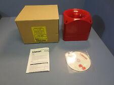 Klaxon Nexus 110 Voice Sounder PNV-0001 24 VDC Red Message VConfig002 New
