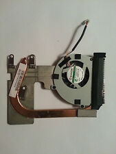 FAN AND HEATSINK for TOSHIBA SATELLITE T130 laptop  TESTED WORKING