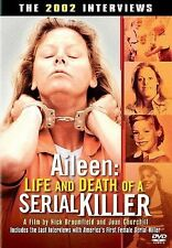 Aileen: The Life and Death of a Serial Killer (DVD, 2004) VERY GOOD