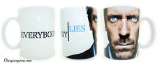 Mug DR HOUSE #01 hugh laurie  tasse personnalisable