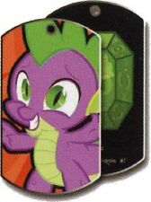 1x Spike the Dragon #7 - My Little Pony Dog Tags MLP