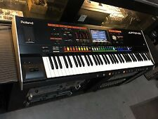 Roland Jupiter 80 keyboard 76 Key Synthesizer ,clean   //ARMENS//