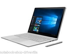 "Microsoft Surface Book ● CR9-00002 UK ● 13,5"" TOUCH ● i5-6300U ● 128GB SSD ● 8GB"