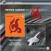 Peter Green Splinter Group - Time Traders/Reaching the Cold 100 (2014)  2CD  NEW