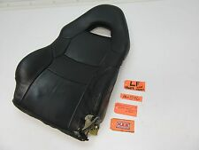 CELICA FRONT BUCKET SEAT BACK UPPER TOP CUSHION LEATHER LEFT LF DRIVER HEAD REST