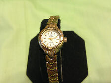 Vintage ladies Almas watch,rarely worn condition,larger bracelet,runs good  L274