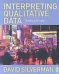 Interpreting Qualitative Data: Methods for Analyzing Talk, Text and Interaction,