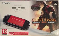 PSP Limited Edition God of War Ghost of Sparta