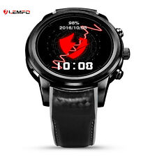 For IOS Android Lemfo LEM5 Bluetooth Wireless Sport Smart watch For Android IOS