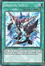 DRAGON SHIELD Yugioh MINT Rare Card JOTL-ENDE3 Super