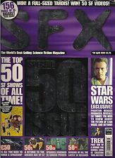 SFX ~ #50 APRIL 1999 ~ STAR WARS EXCLUSIVE ~ TOP 50 SHOWS ~ BIGGEST ISSUE EVER