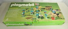 Vintage PLAYMOBIL SYSTEM Cavalry Deluxe Set 060 Schaper 1977 missing some pieces