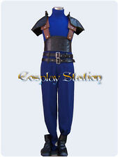 Final Fantasy XII Crisis Core Zack Fair Commission Cosplay Costume_commission158