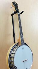 Caraya 'Gaelic Series' Short Scale Tenor Banjo MAPLE TWB24M417+Gig bag-Clearance