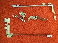 HP Mini 110 110-1030NR Hinges LCD Screen Rails Brackets Clips Mounts #474-12