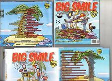 BIG SMILE 2 doppio CD + CALENDARIO MODA LADY GAGA MIKA KELIS BLACK EYED PEAS ROX