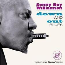 Down And Out Blues+14 Bonus Tracks von Sonny Boy Williamson (2015), Neu OVP, CD