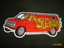 "1 AUTHENTIC SUBROSA BMX BIKES ""SPECIAL DELIVERY"" STICKER / DECAL #44 AUFKLEBER"