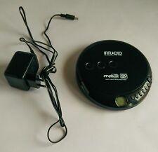 Irradio Lettore CD-MP3 Portatile colore nero (cuffie non incluse)