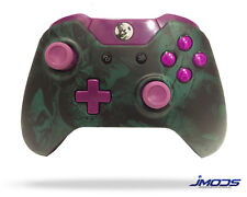 Xbox One 1 Custom Wireless Controller (Joker Green)