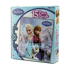 Disney Frozen Jigsaw Puzzle 15pc Kids Toy