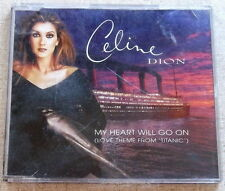CELINE DION My Heart Will Go On SOUTH AFRICA Cat# CDSIN 93 I
