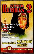 SUPER RUMBAS 2  - SPAIN CASSETTE Knife 1999 - Anabalina, Que Me Coma El Tigre