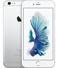 """New Imported Apple iPhone 6 s Plus 64GB 2GB 5.5"""" 12MP 5MP Silver"""