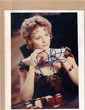"""Jodie Foster Autographed 8 x 10 Photo from the movie """"Maverick"""""""