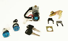 HONDA VISION NSC110 NSC50 IGNITION BARREL SWITCH KIT - 2012 - 2016