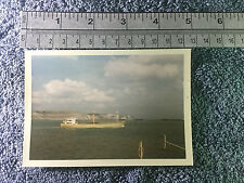 merchant ship Jan Tavenier Zaandam Dover 1967 real period original photo