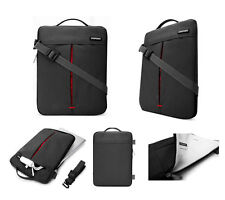 "POFOKO Laptop Sleeve Cases Shoulder Bag For MAC MacBook 11.6 12 13.3"" 15.4"" 17"""