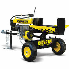 Champion 25-Ton Horizontal/Vertical Gas Log Splitter