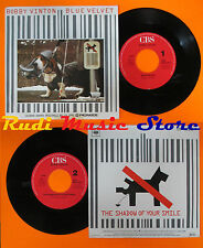 LP 45 7'' BOBBY VINTON Blue velvet The shadow smile 1978 holland CBS cd mc dvd