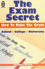 The Exam Secret: How to Make the Grade (Right Way),ACC