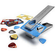 Pickmaster Plectrum Punch Maker Cutter - Design & Make Your Own Guitar Plectrums
