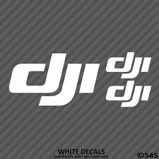 DJI Logo Phantom Vinyl Decal Pack Quad Copter Inspire FPV Phantom 3 Mavic Drone