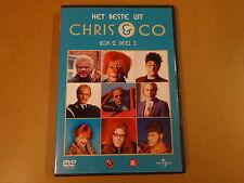 DVD / HET BESTE UIT CHRIS & CO - BOX 2 - DEEL 3
