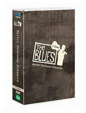 Martin Scorsese Presents The Blues (2003) 6-Disc BOX SET DVD *NEW