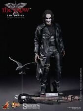 Hot Toys The Crow Eric Draven 1/6 Scale Figure Brandon Lee Sideshow Sealed New