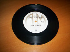 """THE POLICE  """"WALKING ON THE MOON""""      7 INCH 45    1979"""