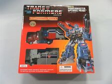 TRANSFORMERS COMMEMORATIVE SERIES II POWERMASTER OPTIMUS PRIME ACTION FIGURE G1