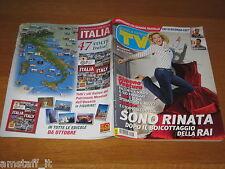 TV SORRISI E CANZONI=2011/45=SIMONA VENTURA=PIERO CHIAMBRETTI=MICHAEL BUBLE'=