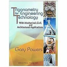 Trigonometry for Engineering Technicians by Gary Powers (2012, Paperback)