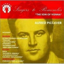 Alfred Piccaver THE SON OF VIENNA