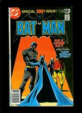 Batman # 300 (DC, 1978, VF) Flat Rate Combined Shipping!