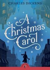 A Christmas Carol (Puffin Classics) by Charles Dickens